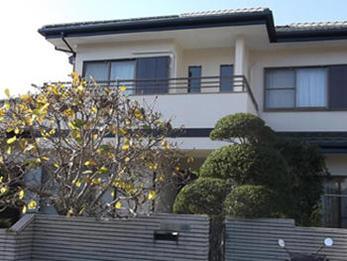 雨風に強い防災瓦を使用!高性能の塗装で強い家に!