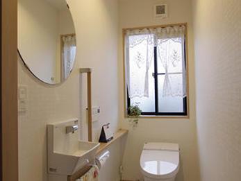 ライフスタイルの変化も考慮した暮らしやすい空間をご提案。