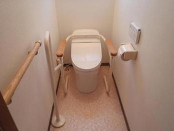 快適に使えるトイレになりました。