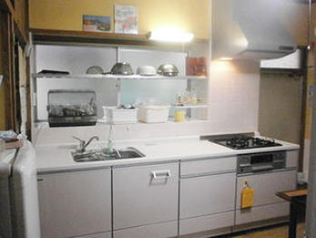 お気に入りのキッチンを見つける事ができてよかったです!