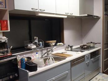 綺麗で使いやすいキッチン・お風呂になりました!