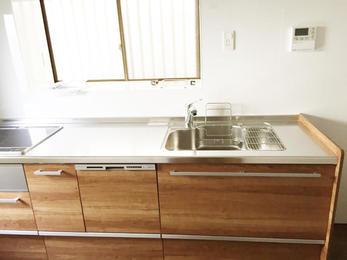 キッチンとユニットバスはお客様のご希望通りのプランになりました。
