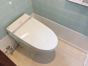 トイレは毎日使うものですので、気持ち良く使って頂けると思います。 また何かございましたら宜しくお願い致します。