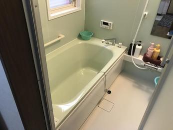 最新のお風呂、おトイレに大変身!     ‿