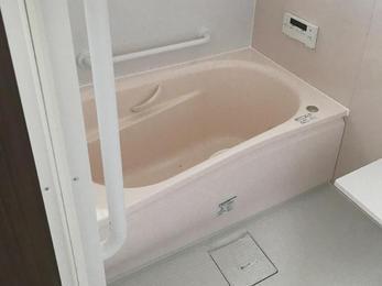 広々したくつろげるお風呂になりました! ‿