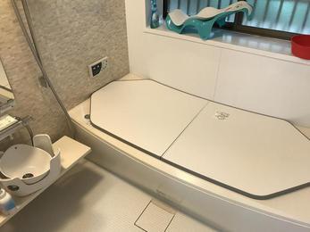 床ワイパー洗浄付き浴室で掃除もラクラク!!