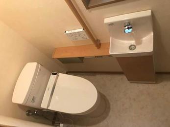 便利で使いやすいトイレへ!