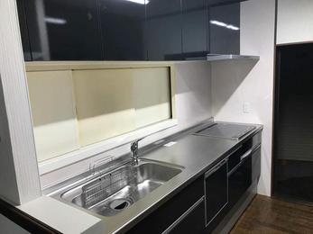 最新のキッチン、トイレにリフォーム!