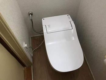 キレイで快適なトイレに!!