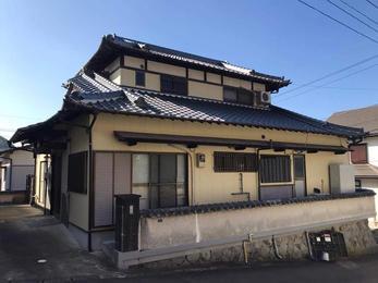 築40年の日本家屋の屋根を一新!!