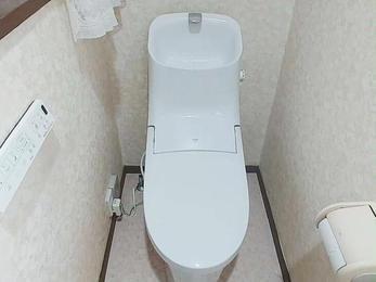 快適なトイレにリフォーム!