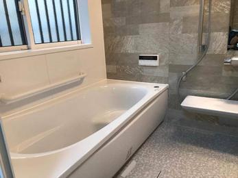 お風呂リフォームで気分一新!