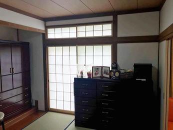 キレイな和室に生まれ変わりました。