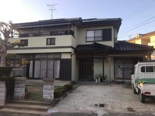 大村市M様邸 外壁・屋根塗装リフォーム事例