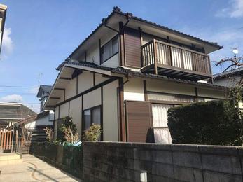 日本家屋の風合いが甦る美しい仕上がりに!