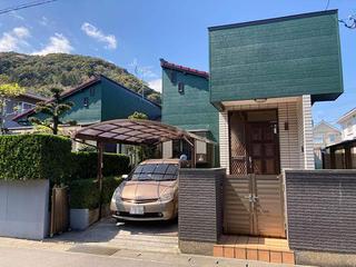 西彼杵郡Y様邸 外壁・屋根塗装リフォーム事例