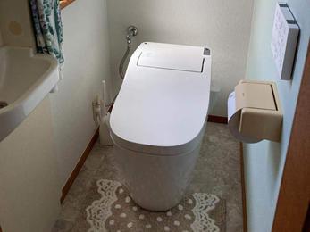 落ち着いた お洒落なトイレに